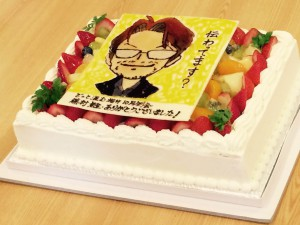 そっくりケーキ!