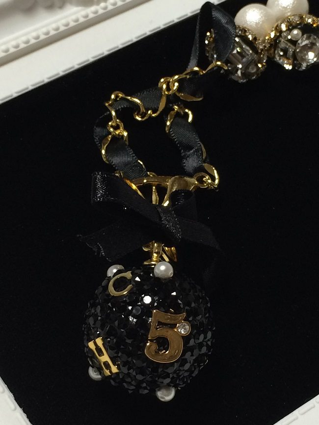 ⑦COCO collection jewel ball 12,000円